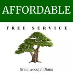 Affordable Greenwood Tree Service Logo